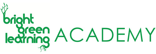 Bright Green Learning Academy logo